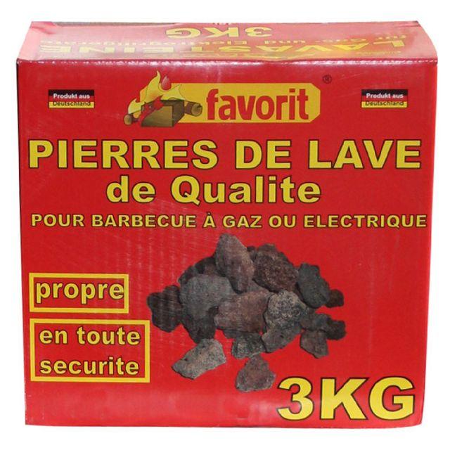 Favorit Pierre de lave 3kg