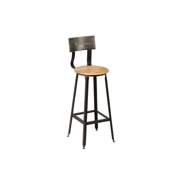 chaise de bar pour atelier pas cher