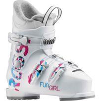 Rossignol - Chaussures De Ski Fun Girl J3 Blanc
