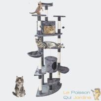 style roman meilleurs tissus original Arbre chat simple - catalogue 2019/2020 - [RueDuCommerce]
