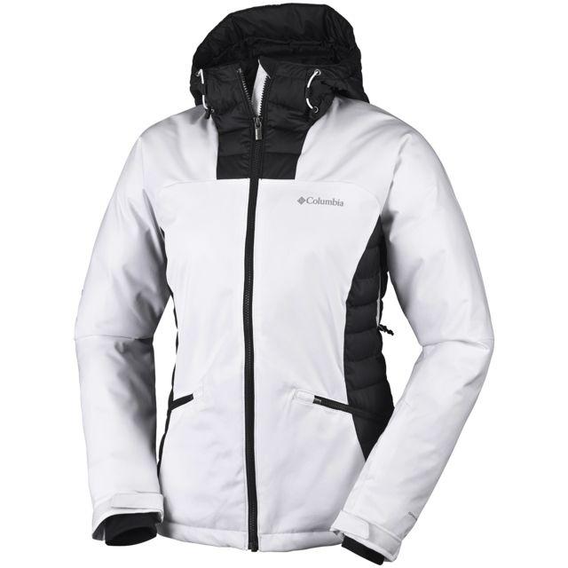 Columbia Veste de ski Salcantay Hooded Jacket pas cher