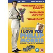 E1 Entertainment - I Love You Phillip Morris IMPORT Anglais, IMPORT Dvd - Edition simple