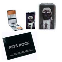 Pets Rock - Set Cadeau Briquet + Etui A Cigarette - Karl L