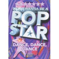 Pickwick - So You Wanna Be A Pop Star - Dance, Dance, Dance IMPORT Anglais Dvd - Edition simple