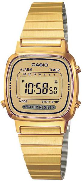 Montre femme Reloj Chapado Dig. La670WEGA-9EF