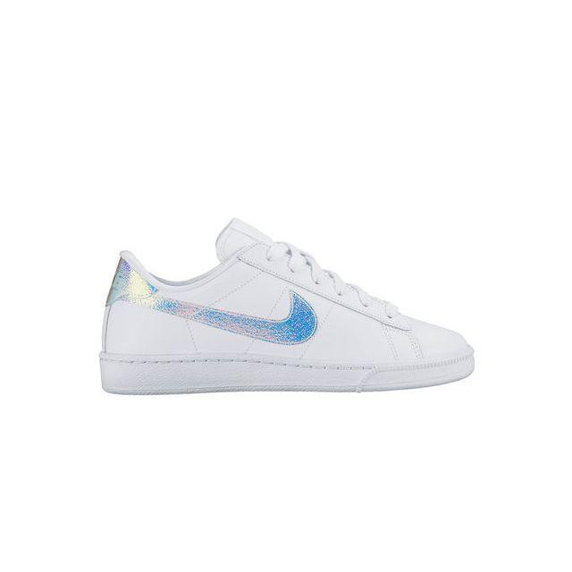 best website 0021b 0fea3 Nike - Basket Nike nike Wmns Tennis Classic Prm Blanc 844940-100-38 -