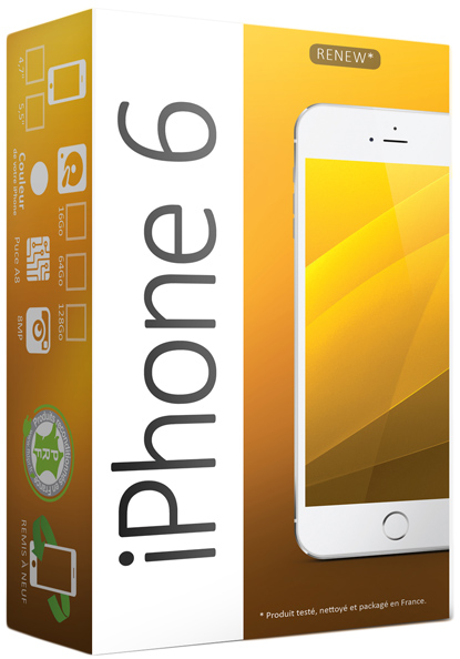iphone 6 package