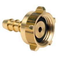 GUILBERT EXPRESS - Raccord bouteille de gaz butane France pour tuyau diamètre 8 mm GUILBET EXPRESS- 924