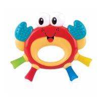 Nuby - Anneau de dentition - Crabe - 3 mois