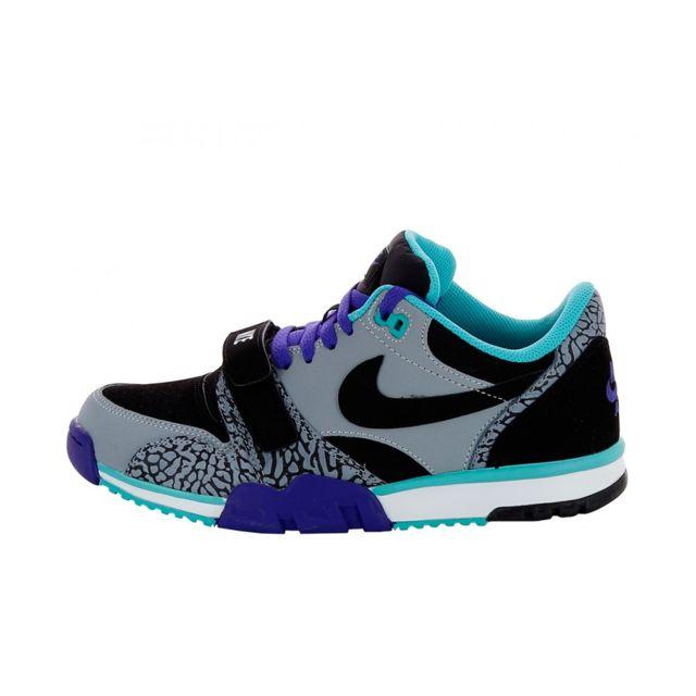 Nike Basket Air Trainer 1 Low Street 637995 003 pas