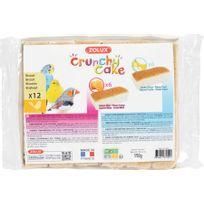 Zolux - Crunchy Cake X12 Miel Et Fruits