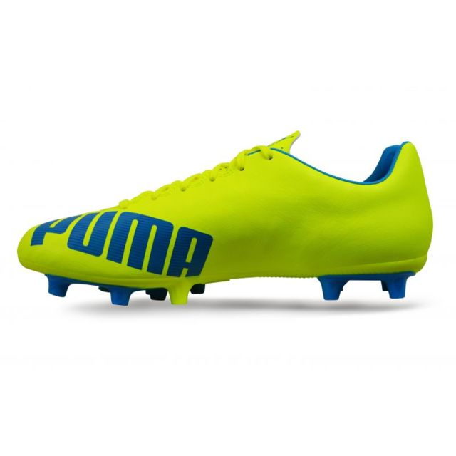 size 40 909a1 6167b Puma - Chaussures de foot homme evospeed 5 4 fg