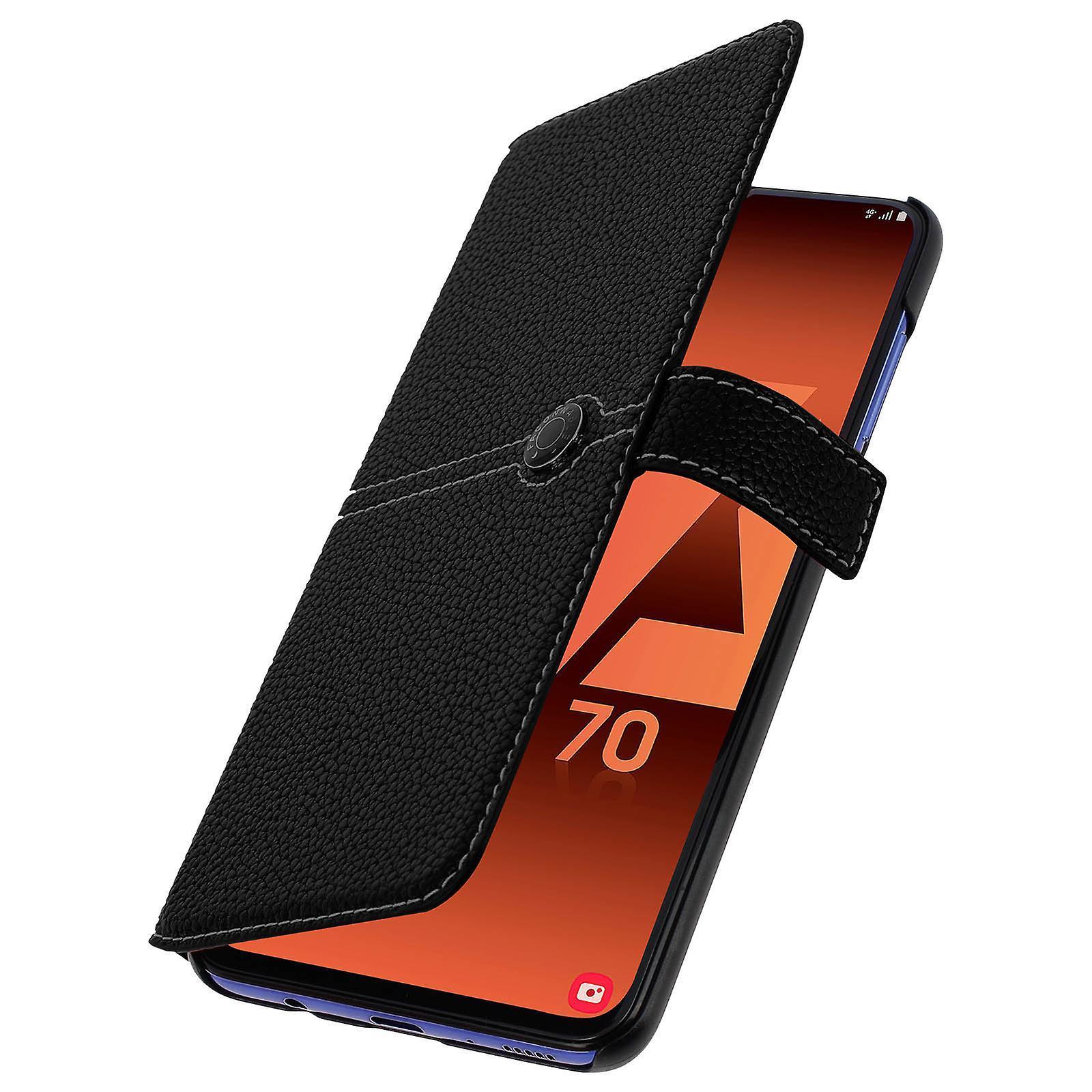 Etui de protection pour Samsung Galaxy A70 - FAGXA70BKBL100 - Noir
