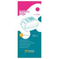 Ferplast - Sachets Hygiéniques pour Maison de Toilette Genica - x10