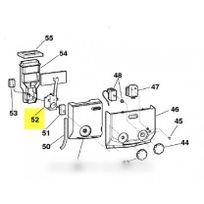 Hotpoint-Ariston - Carte thermostat damper wmf14j709 pour refrigerateur ariston