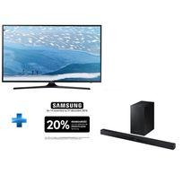 TV LED UE-55KU6000 + Barre de son HW-K450