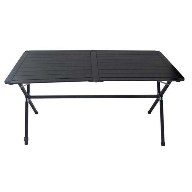 table pliante gapless 4 personnes midland