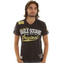 Eagle Square - T-shirt Kamini Marine