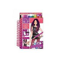 Style Me Up - Petit carnet esquisses Vedette Pop StyleMeUp