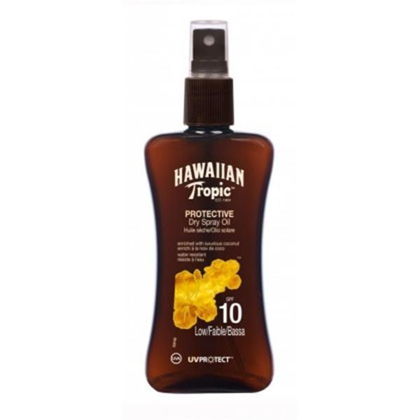 Protective Spf10 Low 200ml Oil Tropic Spray Dry Hawaiian Varios OkTZuPXi