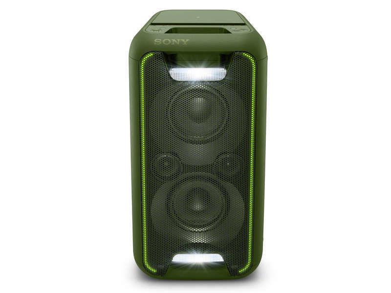 Système audio haute puissance Bluetooth - Vert