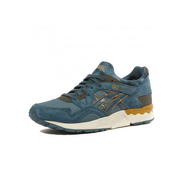 Asics Nouvelle vente Homme Chaussures Gel Lyte V NS bleu