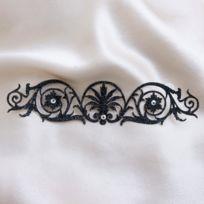 Ines De Castilho - Bijoux de Peau Cleopatra Noir