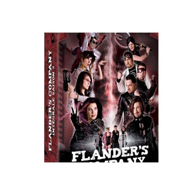 Gamesland Dvd - Flanders Company Coffret 3/4