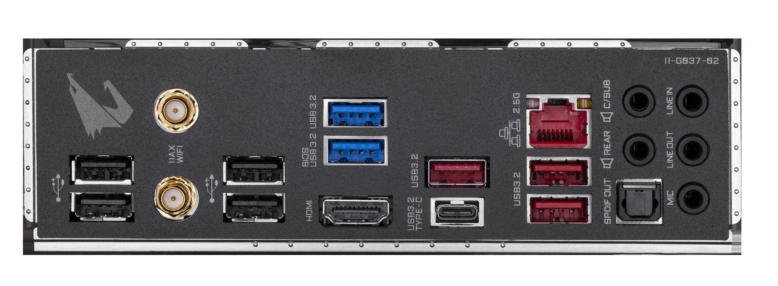 Z490 AORUS ULTRA G2 Limited Edition - ATX