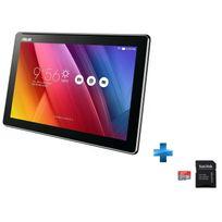 ZenPad 10 - ZD300M-6A017A - Gris + microSDHC 64 Go Sandisk Class 10