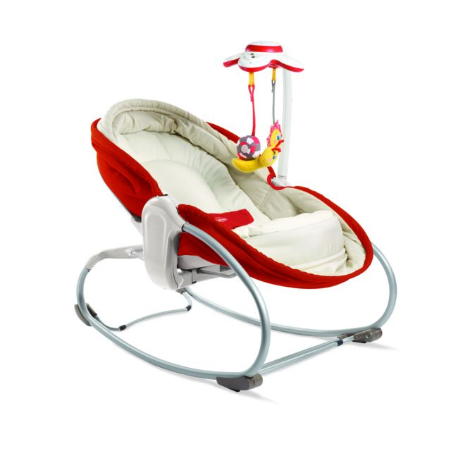TINY LOVE Transat Rocker Napper Rouge