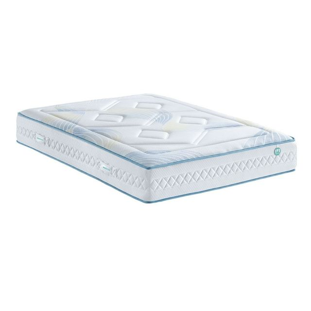 Merinos matelas true colors 30 cm 180x200 sebpeche31 for Matelas 180x200