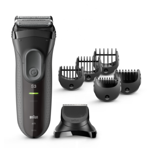 braun series 3 shave style 3000bt rasoir lectrique pas cher achat vente rasoir. Black Bedroom Furniture Sets. Home Design Ideas