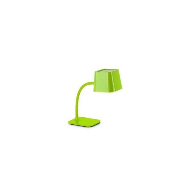 Faro Lampe De Chevet Verte E27 Flexi 29923 Multicolor Pas Cher