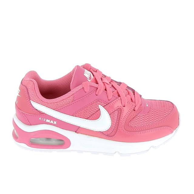 premium selection 59866 72850 Nike - Nike Air Max Command C Rose Blanc