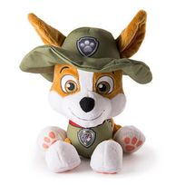 Spin Master - Paw Patrol - Pat'Patrouille - Peluche Pat'patrouille 15 cm Tracker