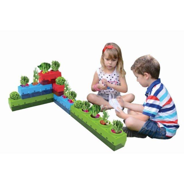 PALPLAY Blocs de jardinage pour enfants - 255