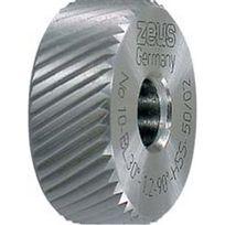Zeus - Molette, forme Bl spirale à gauche 30° Molette d1 x Larg. : b x perçage d2 : 20 x 8 x 6 mm, Graduation 1,0 mm