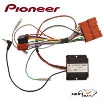 Pioneer - Ca-r-pi.136 - Interface commande au volant pour Mazda - Adnauto