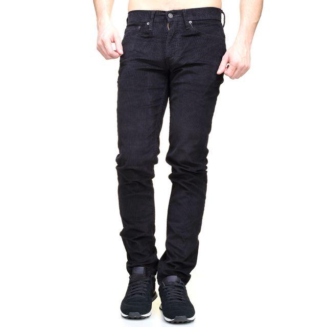cd491e1032f5 Levi s - Jeans Levis Levis 511 Velour 04511 - 2032 Black - pas cher ...