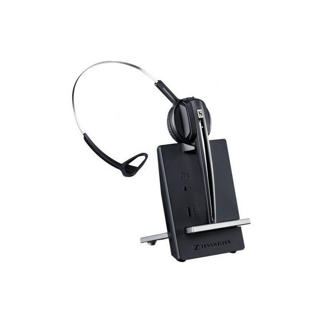 Micro Usb Monaural Pc D10 Sans Dect Pas Casque Sennheiser Fil Sdxtbrhqc