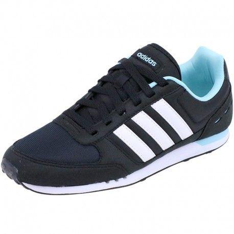 Chaussures Femme City Originals Noir Racer Pas Adidas POym8vNn0w