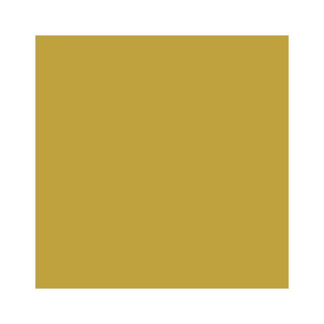 Adzif Biz Rouleau adhésif - Papier peint autocollant Aspect Satiné Moutarde 30 m x 61,5 cm