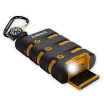 X-moove - Batterie additionnelle Rugged Adventure 10 000 mAh