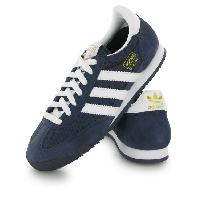 Adidas originals - Dragon bleu, baskets mode homme