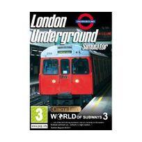 Excalibur - London underground simulator - world of subways 3 import anglais