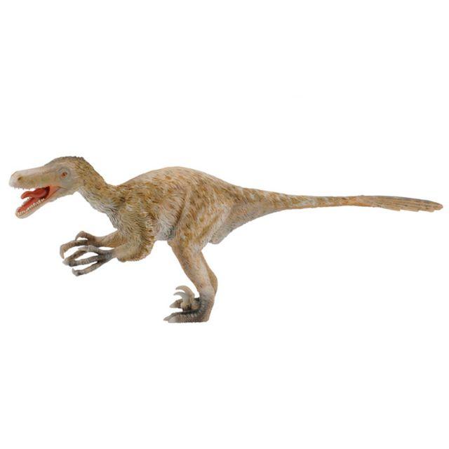 Figurines Collecta Figurine Dinosaure : Deluxe 1:6 : Velociraptor