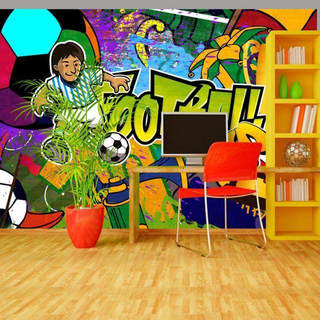 Bimago Makossa A1 Xxlnew010278 Papier Peint Football Cup