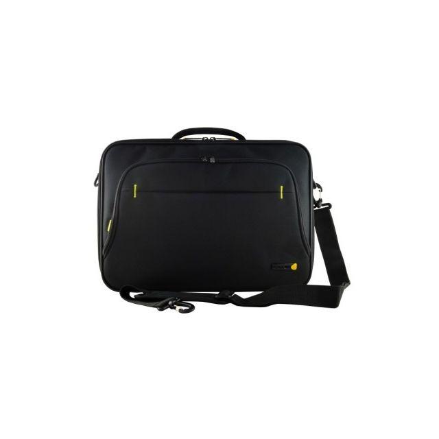 Techair - Sacoche classique ordinateur portable - 18.4   Noir - pas ... b16d883ae912