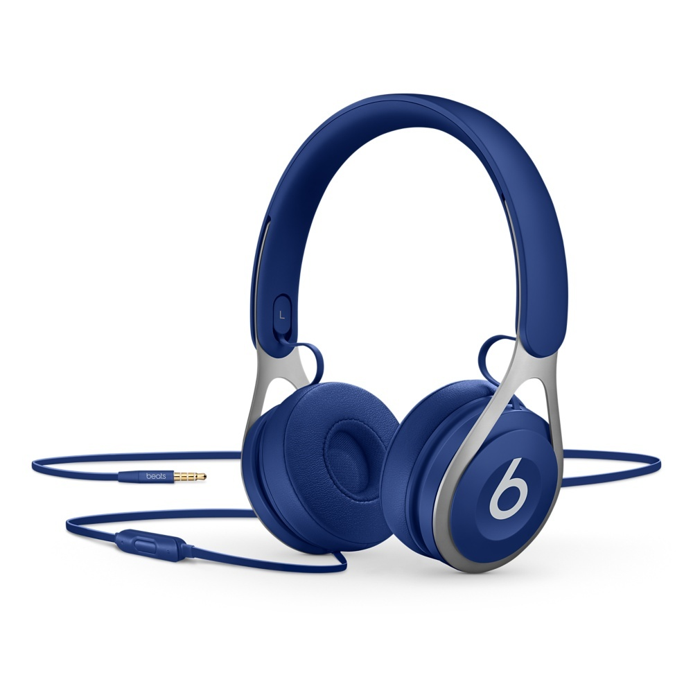 EP On-Ear Headphones - Blue